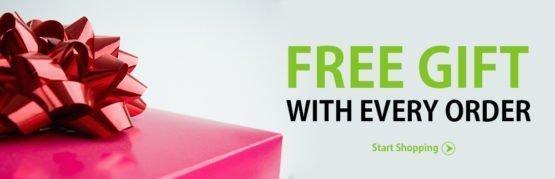 Free Gift Canalanza