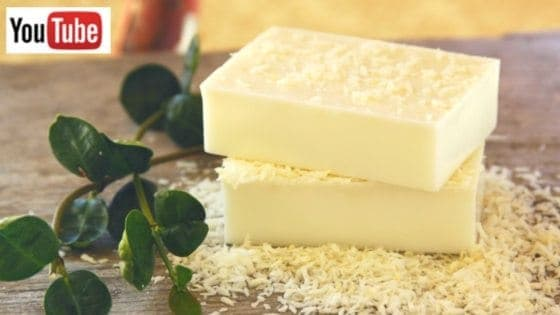Make Goat Milk Soap Without Lye In Your Own Home! [Video Tutorial]