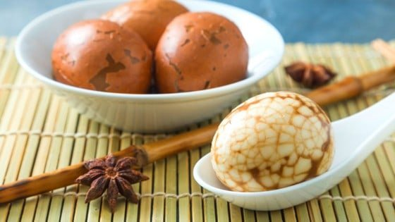 Try Tea Eggs For The Perfect Afternoon Snack!