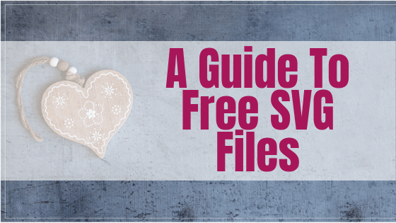 Guide to Free SVG Files pic
