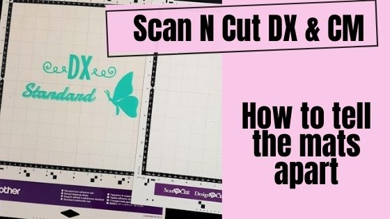 Which mat do you need for your Scan N Cut