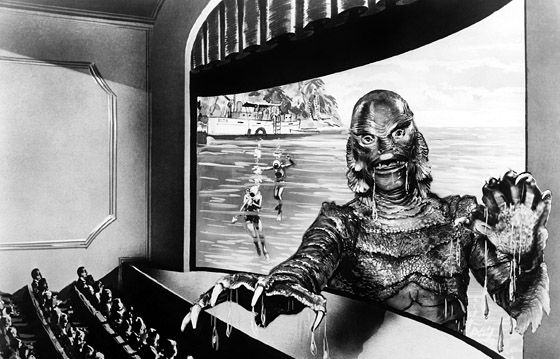 Creature From The Black Lagoon 3D promo