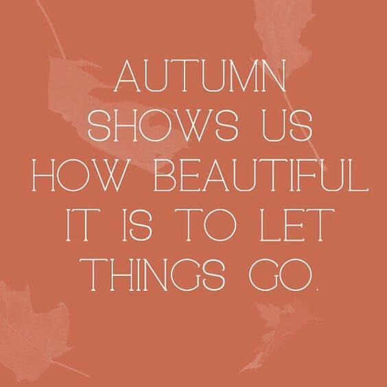 quotes about autumn
