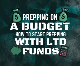 budget prepping prepping on a budget