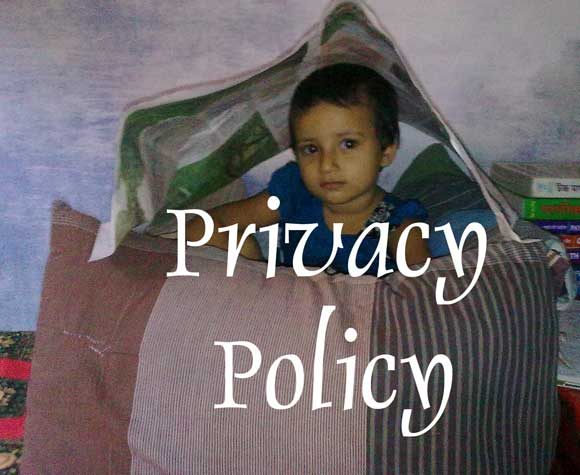See Our Privacy Policy