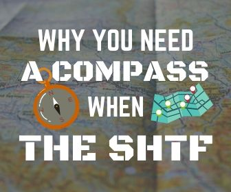 why you need a compass when shtf