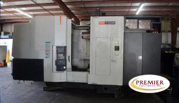 Mazak HCN-6000 with Rotary Table - 2005
