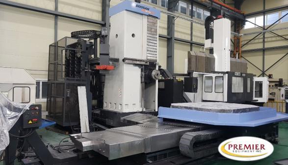 DOOSAN DBC 130L 5.1'' CNC HBM - 2011