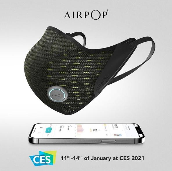Airpop Mask