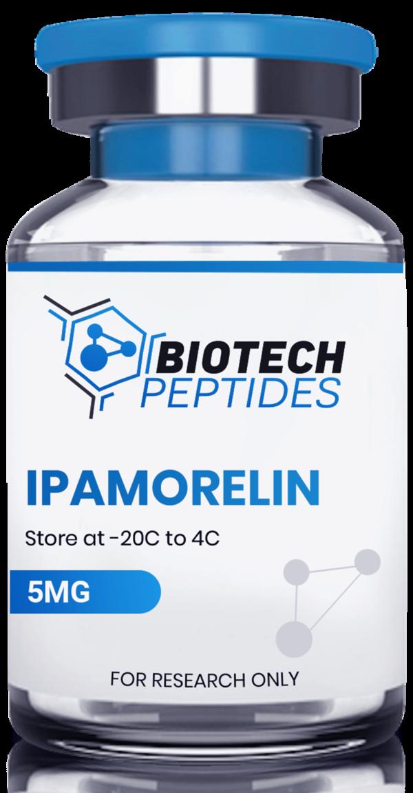 Buy IPAMORELIN peptide - 5mg