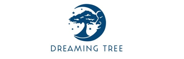 Logo for The Dreaming Tree free SVG website