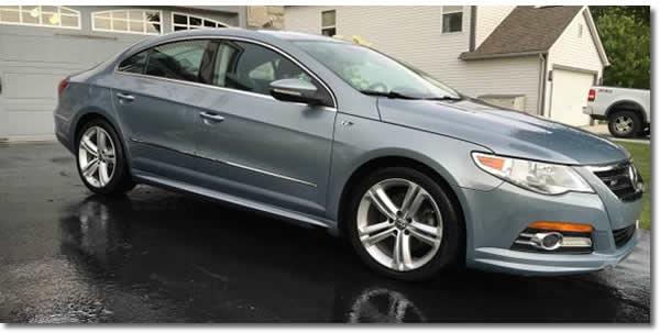 2010 VW CC