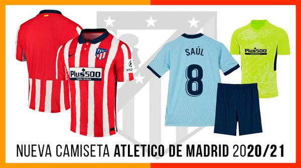 Camiseta del Atlético de Madrid temporada 2020-2021 barata: DH gate, Aliexpress