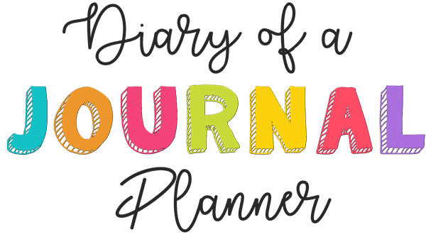 Diary of a Journal Planner