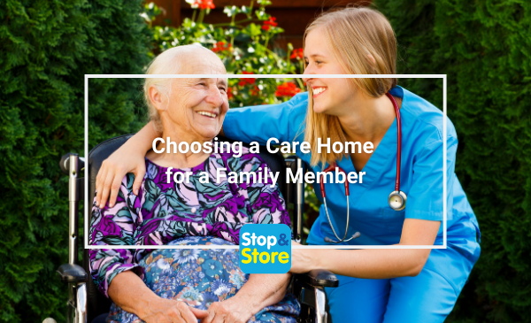 Choosing a Care Home for a Family Member - Self Storage Units Sutton In Ashfield