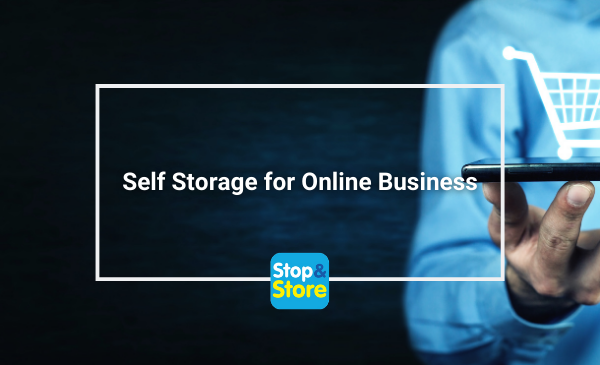 Clacton Self Storage Units for Online Business