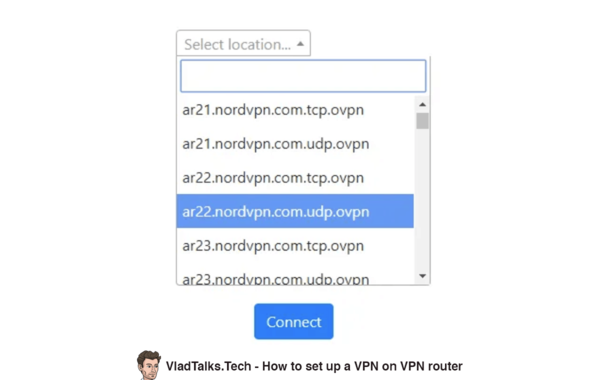 How to set up NordVPN on a VPN router (Flashrouters)