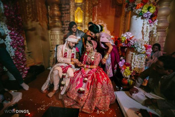 sindur in Garhwali wedding