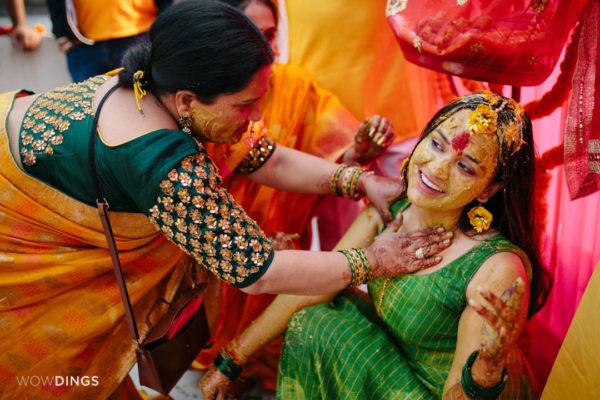Garhwali rituals in wedding