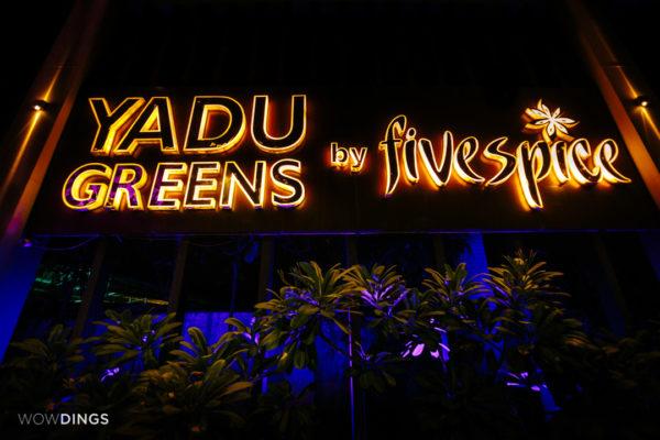 yadu greens wedding location