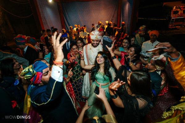 wedding dance in garwali wedding