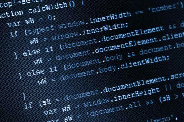 javascript code 600x400 - منوهای Pop-Up در جاوا اسکریپت