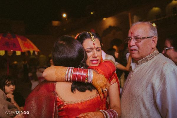 vidai destination wedding photography by wowdings at chomu palace, jaipur