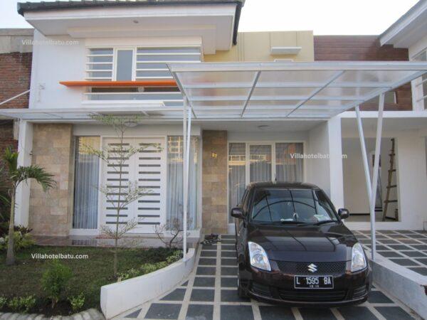 Dijual Villa Murah Fiorence Hill Batu Full Perabot