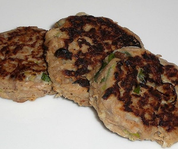 recipes tuna burger