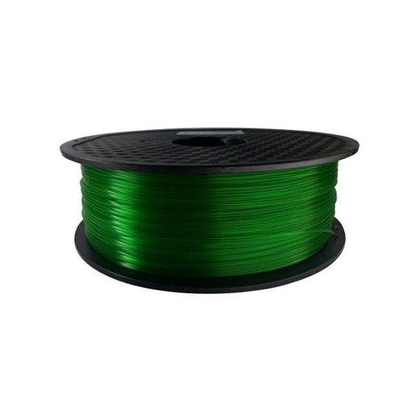 PLA Transparent Green