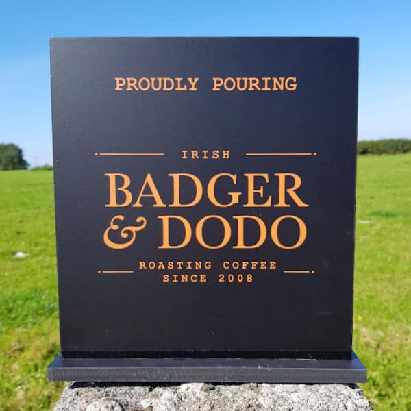 Badger and Dodo