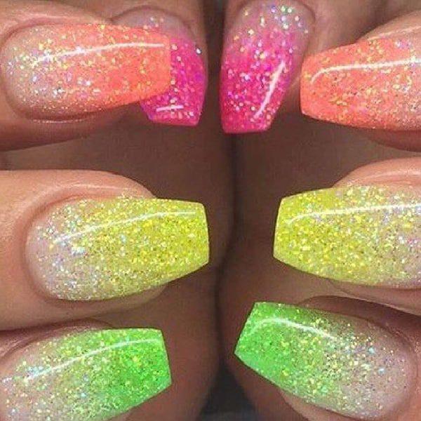 Neon Sparkles