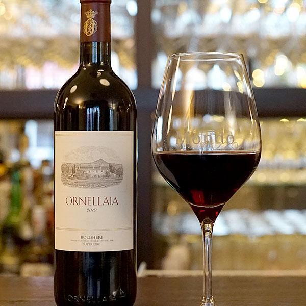 Aus unserem Weinsortiment: Ornellaia