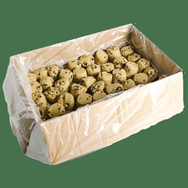 cookie dough in box