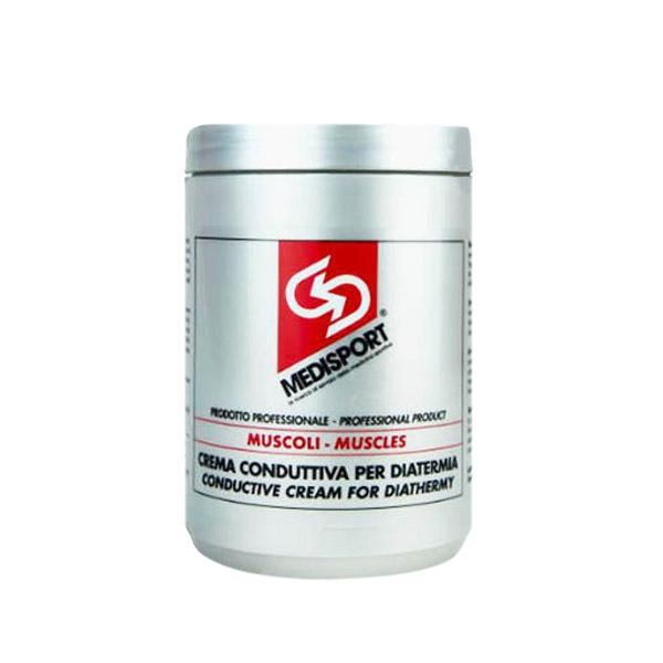 Krem przewodzący do diatermii Medisport 1000 ml | Crema conduttiva per diatermia