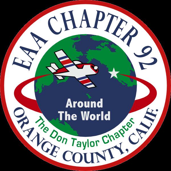 EAA 92 original emblem