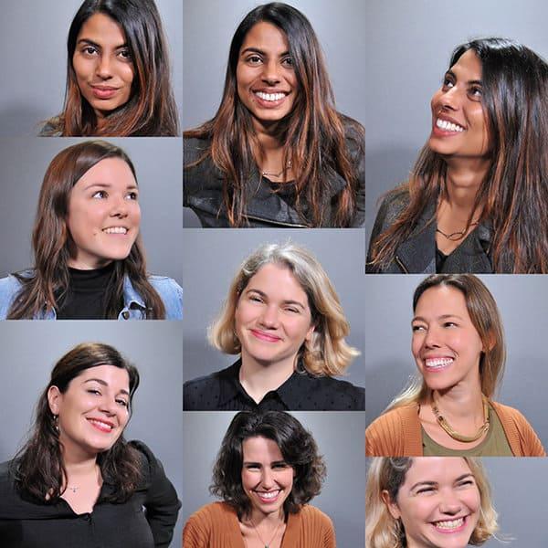 Washington DC headshot photography in your office