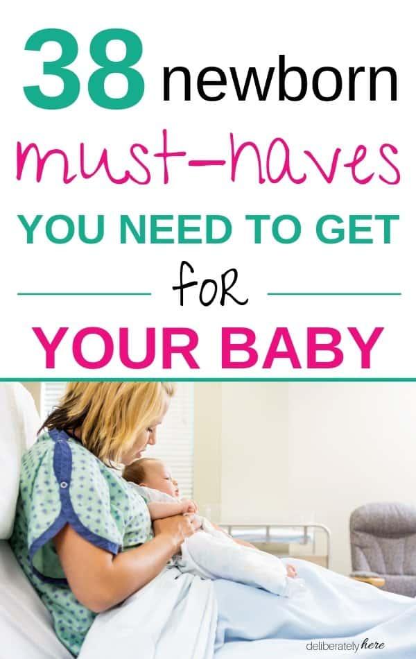 newborn baby needs checklist