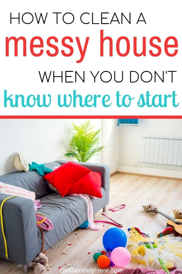 How to clean a messy house when you don't know where to start or what to do.How to keep your house clean when you don't have time. How to find time to keep your house clean when you're busy. How busy moms keep their house clean. How to use a cleaning schedule. How to clean your house in one day when you're overwhelmed with the mess. Where to start cleaning a messy house. How to clean a house like a professional in one day.