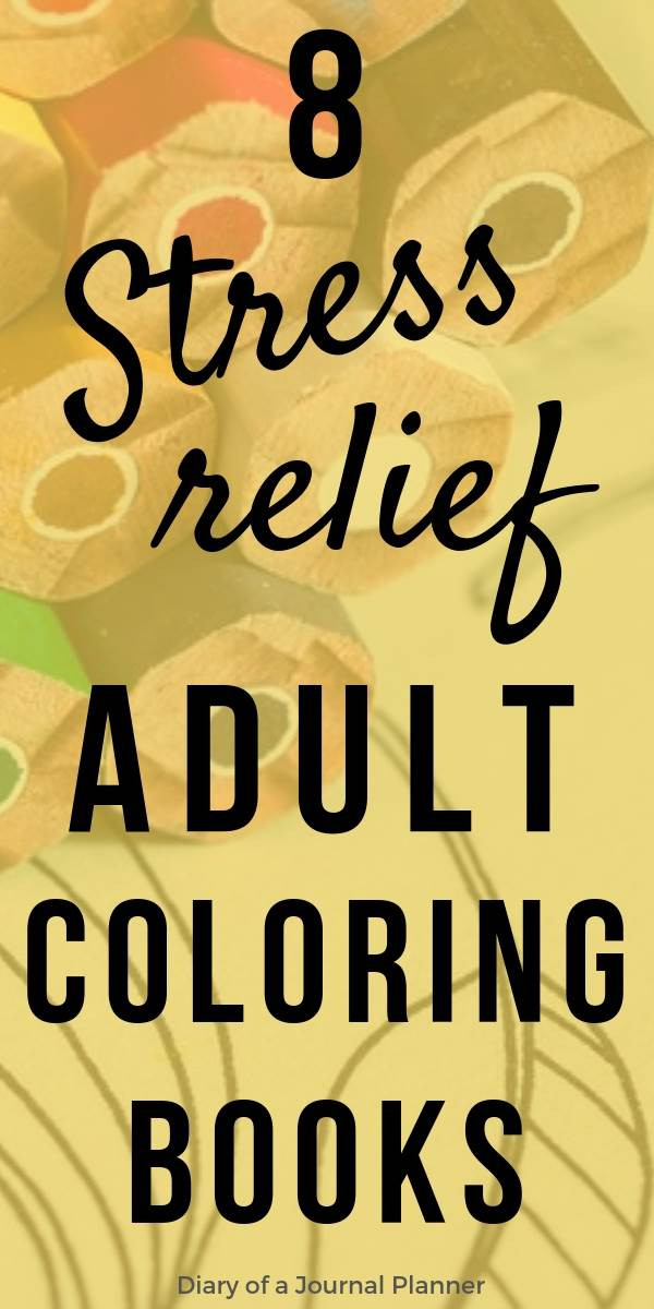 8 antistress coloring books to buy