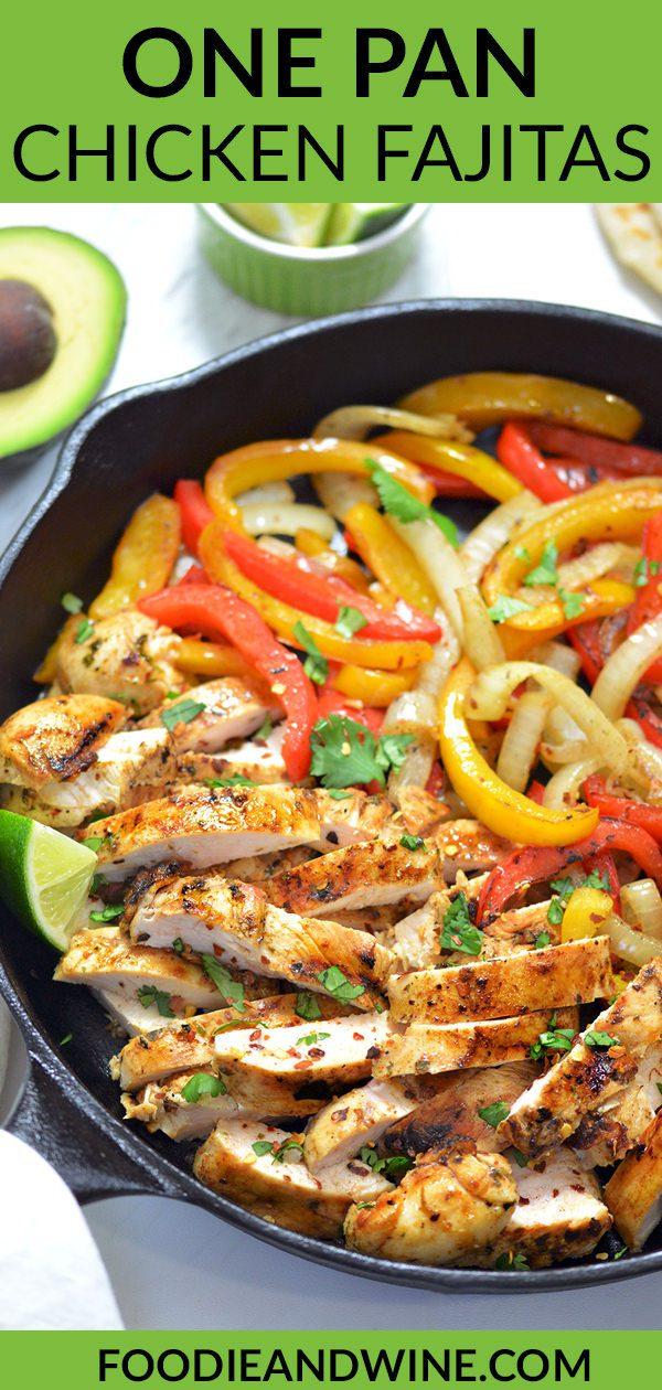 Chicken Fajita Recipes