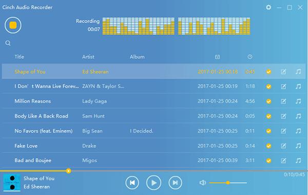 screenshot-cinch-audio-recorder