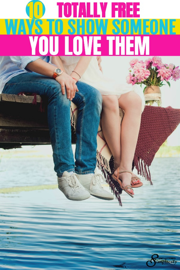 how to show your love | free love gifts | tell someone how you feel about them #valentinesday #love #lovegifts