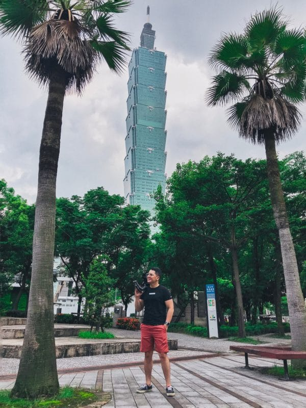 Time for Taiwan - Day 1 - Chuckie Dreyfus