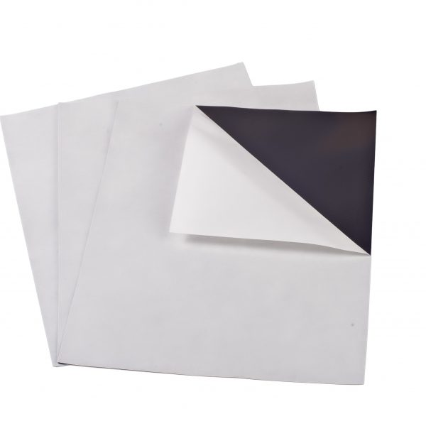 "60 mil 4"" x 6"" Indoor Adhesive Magnet Sheets"