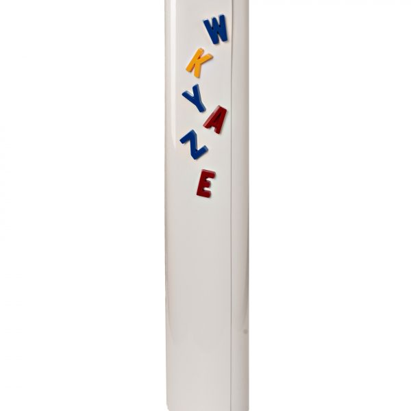 "24"" Double Magnetized Dry Erase Roll"
