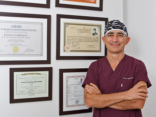 Certificates and qualifications of Kayihan Sahinoglu