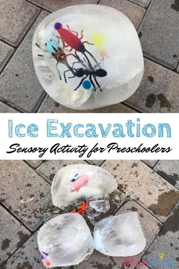 Ice Excavation Activity