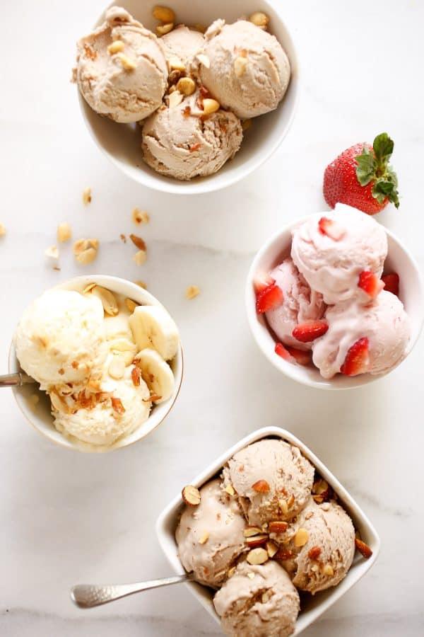 Banana Ice Creams 6 3