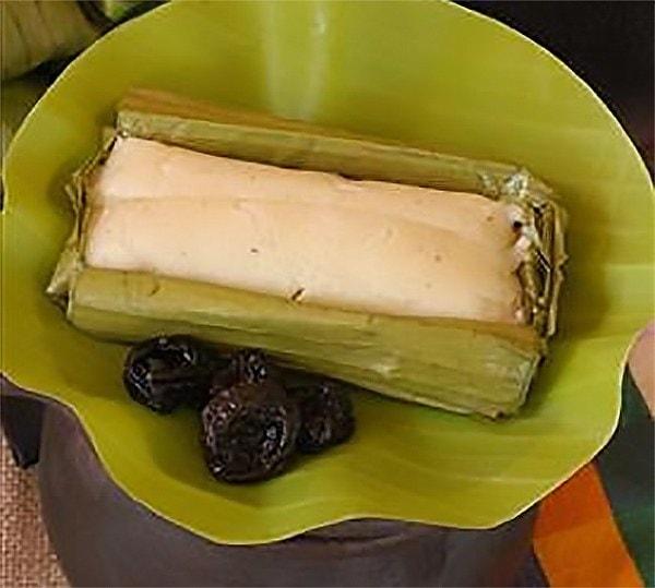 Tamales de Leche (Dulces)